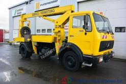 camion Mercedes 1013 Ruthmann 17 m seitl. Auslage 13 m isoliert