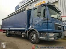 ciężarówka MAN TGL 12.250 Edscha L + R + Schiebeverdeck 1.Hand