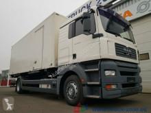 camion MAN TGA 18.360 LL Koffer 5 Sitzer Klima Schalter AHK