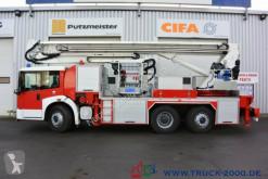 Camion Mercedes 2628 Feuerwehr Rettungsbühne 33m 4 Pers.*Rutsche