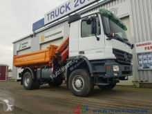 vrachtwagen kipper Mercedes