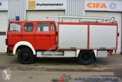 Camion fourgon Iveco 120 - 23 AW LF16 4x4 V8 nur 10.298 km- Feuerwehr