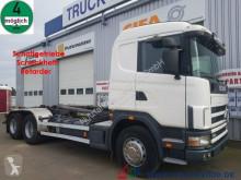Scania 114G380 Meiller Schalter Retarder nur 229 tkm LKW