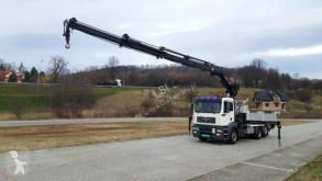 camion MAN TGA 26.440 Pritsche 6,40 m+Kran/FUNK*6x6!