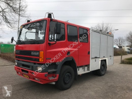 DAF 75 270 MANUAL / HANDGESCHAKELD truck used fire