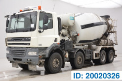 DAF CF85 truck used concrete mixer
