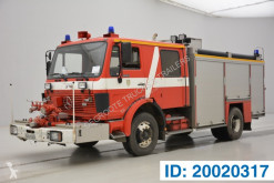Mercedes 1626 truck used fire