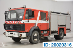 Mercedes 1726 truck used fire