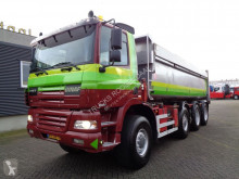 camion Ginaf X 4446 TS + Manual + PTO + Kipper