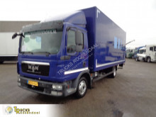 MAN box truck TGL 8.180