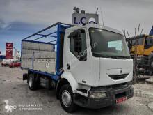 Kamyon tenteli platform Renault 220 13 C