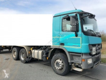 Camion Mercedes Actros 2641 K 6x4 MPIII 2641 K 6x4 MPIII châssis occasion