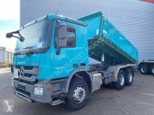 Mercedes three-way side tipper truck Actros 2641 K 6x4 MPIII 2641 K 6x4 MPIII