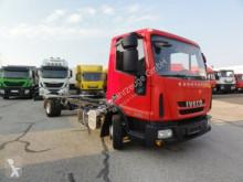 ciężarówka Iveco ML80E18 manuell EEV Klima Blatt/Blatt