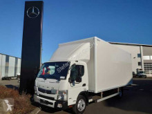 Camion fourgon occasion Mitsubishi Fuso Canter 7C18 Koffer + LBW Automatik