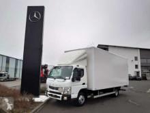 camion Mitsubishi Fuso Canter 7C15 Koffer + LBW Automatik