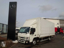 camion Fuso Mitsubishi Canter 7C18 Pritsche/Plane + LBW