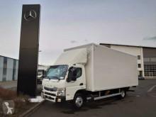 camion Mitsubishi Fuso Canter 7C18 Koffer + LBW Automatik Klima