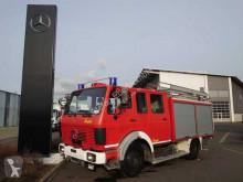 ciężarówka wóz strażacki Mercedes