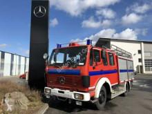 Camión Camion Mercedes MK 1222 F LF16 4x2 Feuerwehrfahrzeug Fahrschule