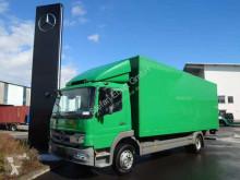camion Mercedes Atego 1222 L 4x2 Koffer + LBW Klima AHK Spoiler
