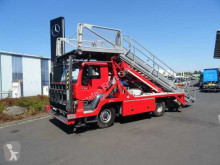 Camion nacelle MAN LA-LF 14.284 fire brigarde airport rescue stair