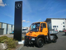 Mercedes box truck UNIMOG U300 4x4