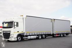 camion DAF - 106 / 460 / ACC / EURO 6 / ZESTAW PRZEJAZDOWY + remorque