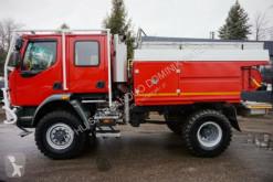 Camión Camion Renault MIDLUM 270 DXI 4x4 Fire Feuerwehr Brigade Brand