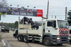 Camion MAN 33.390 TGA 6x4 HIAB 400 E 5 Cran Kran plateau occasion