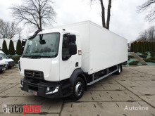 Camion fourgon occasion Renault D16 KONTENER WINDA 22 PALETY AUTOMAT, TEMPOMAT [ 1397 ]