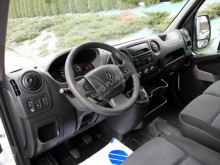 Камион шпригли и брезент втора употреба Renault MASTERPLANDEKA WINDA KLIMA