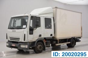 Ciężarówka furgon Iveco Eurocargo
