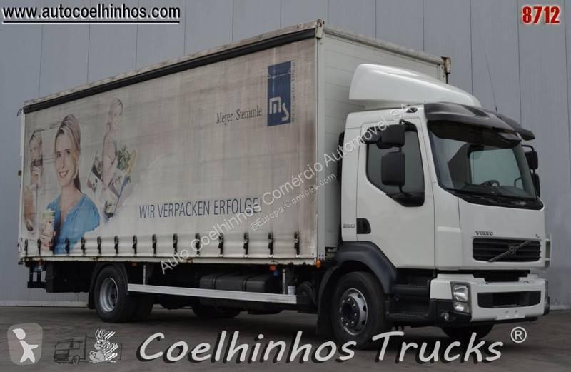 Voir les photos Camion Volvo FL 260