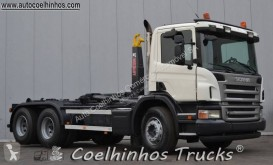 Camion transport containere Scania P 380