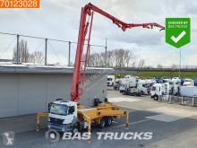 Camion Mercedes Axor 3340 béton malaxeur + pompe occasion