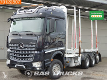 Mercedes chassis truck Arocs
