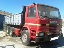 Camion Scania H 112H benă second-hand