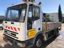 Camion nacelle articulée télescopique occasion Iveco Eurocargo 80 E 15