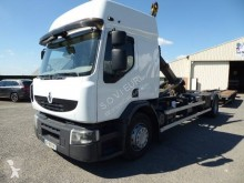 Camion Renault Premium 430.19 polybenne occasion