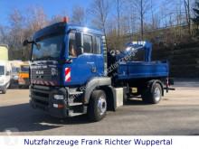 MAN TGA 18.360 TGA,1Hd, D-Fzg, TÜVneu org.278TKM/Kran/Ki truck