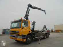 DAF CF75 truck used hook arm system