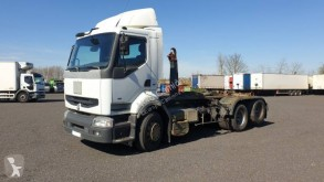Camion Renault Premium 400 polybenne occasion