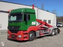 Mercedes Actros 2543 truck used hook arm system