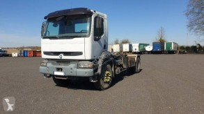 Camion polybenne Renault Kerax 340