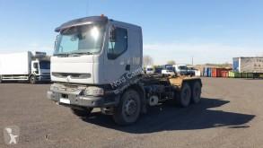 Camion multibenne occasion Renault Kerax 400