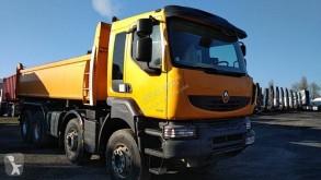 Camion bi-benne occasion Renault Kerax 450 DXi