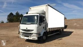 Camión furgón caja polyfond usado Renault Midlum 180 DCI