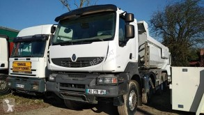 Camion Renault Kerax 450 DXi benne TP occasion