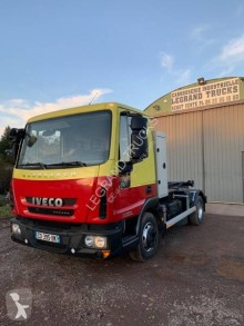 Iveco Eurocargo 100 E 22 truck used hook arm system